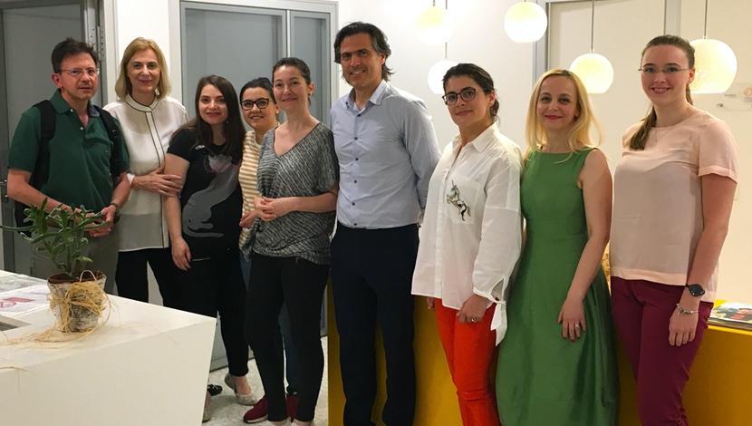 Întâlnirile interdisciplinare Luna- Dr. Christos Pappas