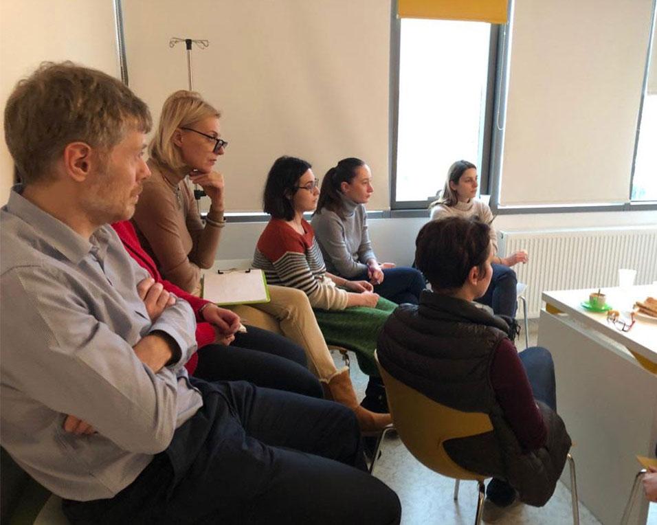 Întâlnirile interdisciplinare Luna- Dr. Florina Nedelea